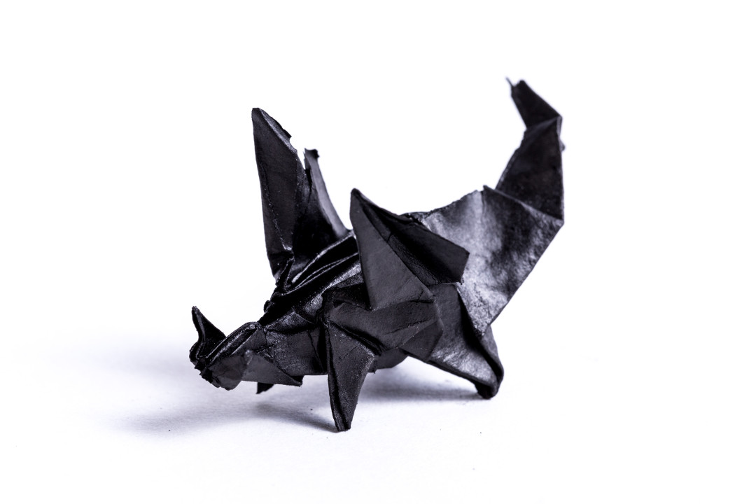 Origami Dragon, 2018 © Hands Studio